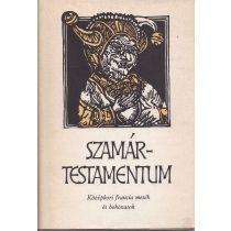SZAMÁRTESTAMENTUM