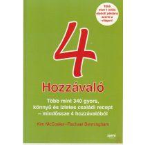 4 HOZZÁVALÓ