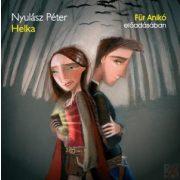 HELKA – A BUROK-VÖLGY ÁRNYAI - hangoskönyv