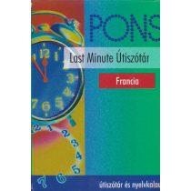 PONS LAST MINUTE ÚTISZÓTÁR - FRANCIA