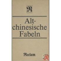 ALTCHINESISCHE FABELN