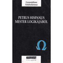 PETRUS HISPANUS MESTER LOGIKÁJÁBÓL