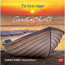 TÍZ KICSI NÉGER - hangoskönyv