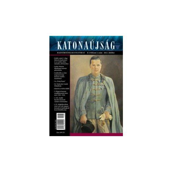 KATONAÚJSÁG 2011/5. szám