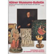 KÖLLNER MUSEUMS-BULLETIN 1993/1