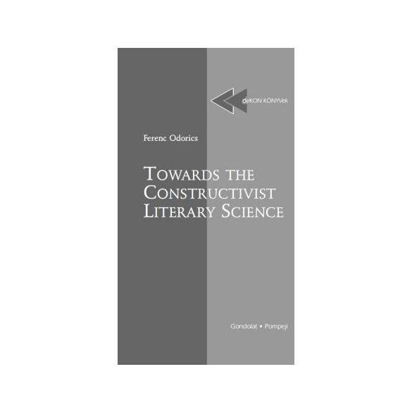 TOWARDS THE CONSTRUCTIVIST LITERARY SCIENCE