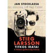STIEG LARSSON TITKOS IRATAI