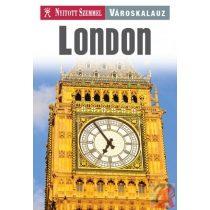 VÁROSKALAUZ - LONDON
