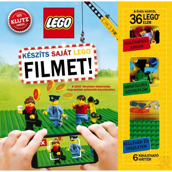 KÉSZÍTS SAJÁT LEGO FILMET!