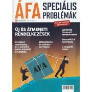 ÁFA SPECIÁLIS PROBLÉMÁK - HVG KÜLÖNSZÁM