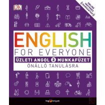 ENGLISH FOR EVERYONE: ÜZLETI ANGOL 2. MUNKAFÜZET