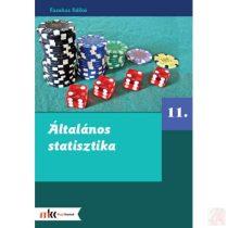 ÁLTALÁNOS STATISZTIKA 11. osztály - Elfogyott