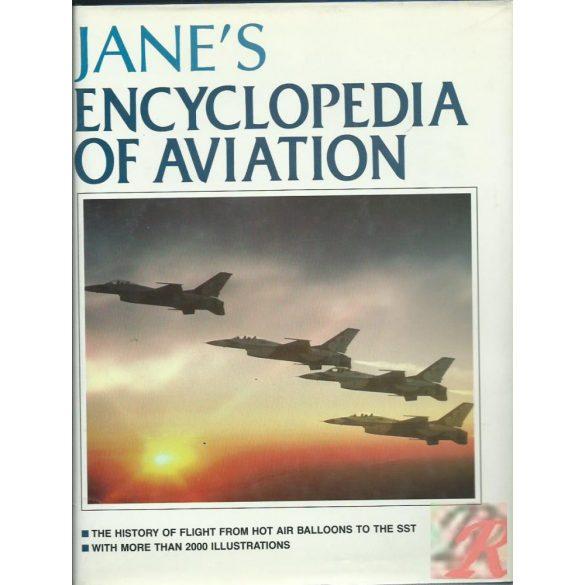 JANE'S ENCYCLOPEDIA OF AVIATION