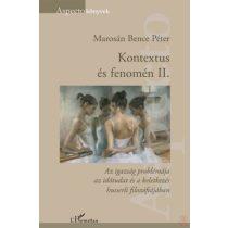 KONTEXTUS ÉS FENOMÉN II.