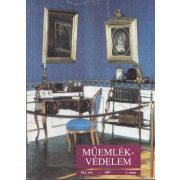 MŰEMLÉKVÉDELEM - XLI. évf., 1997/1.
