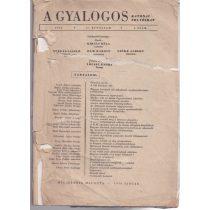 A GYALOGOS - Katonai folyóirat II. évf. 1. szám