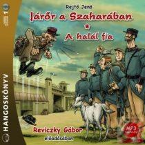 JÁRŐR A SZAHARÁBAN - A HALÁL FIA - hangoskönyv