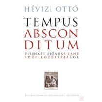 TEMPUS ABSCONDITUM