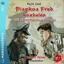 PISZKOS FRED KÖZBELÉP - hangoskönyv