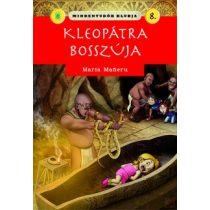 MINDENTUDÓK KLUBJA 8.- KLEOPÁTRA BOSSZÚJA