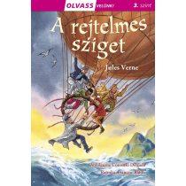 A REJTELMES SZIGET - Olvass velünk! 3. szint