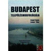 BUDAPEST TELEPÜLÉSMORFOLÓGIÁJA