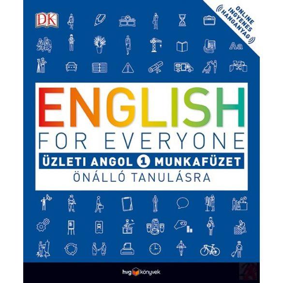 ENGLISH FOR EVERYONE: ÜZLETI ANGOL 1. MUNKAFÜZET