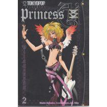 PRINCESS AI 2. kötet