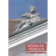 MŰEMLÉKVÉDELEM - XLIX. évf., 2005/6.