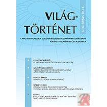 VILÁGTÖRTÉNET 2014. évi 1. szám