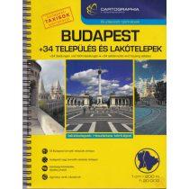 BUDAPEST ATLASZ