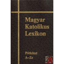 MAGYAR KATOLIKUS LEXIKON XVI. - Pótkötet A - Zs