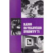 RÁDIÓ ÉS TELEVÍZIÓ ÉVKÖNYV '71