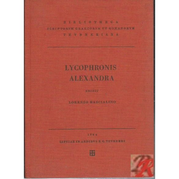 LYCOPHRONIS ALEXANDRIA