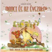 MARCI ÉS AZ ÉVSZAKOK - hangoskönyv
