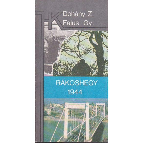 RÁKOSHEGY 1944