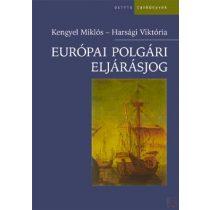 EURÓPAI POLGÁRI ELJÁRÁSJOG