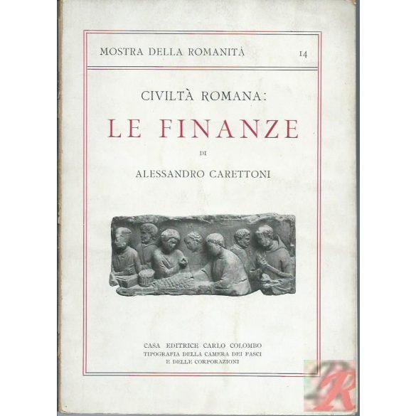 CIVILTÁ ROMANA/MOSTRA DELLA ROMANITA 1-14.