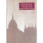 MŰEMLÉKVÉDELEM - XLI. évf., 1997/4.