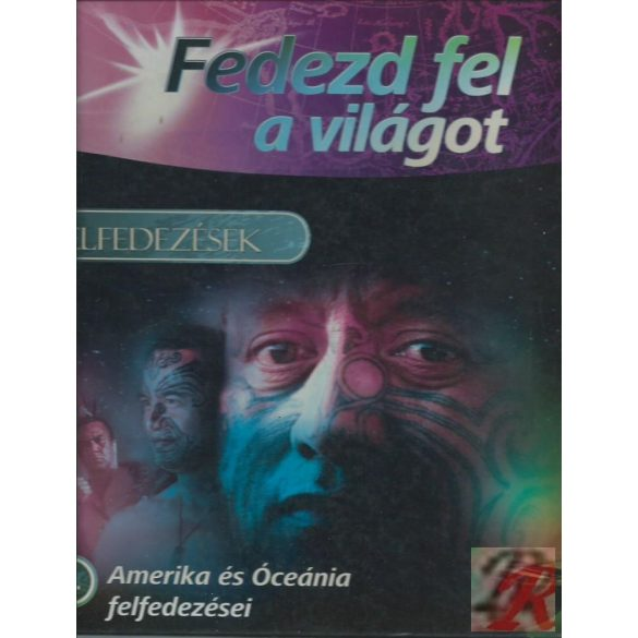 AUSZTRÁLIA ÉS ÓCEÁNIA FELFEDEZÉSEI