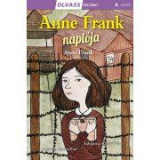 ANNE FRANK NAPLÓJA - Olvass velünk! 4. szint