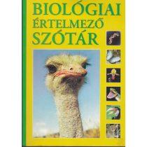 BIOLÓGIAI ÉRTELMEZŐ SZÓTÁR