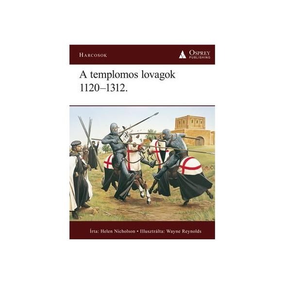 A TEMPLOMOS LOVAGOK 1120-1312