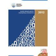 HAJDÚ-BIHAR MEGYE STATISZTIKAI ÉVKÖNYVE, 2012