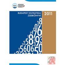 BUDAPEST STATISZTIKAI ZSEBKÖNYVE, 2011