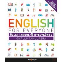 ENGLISH FOR EVERYONE: ÜZLETI ANGOL 2. NYELVKÖNYV