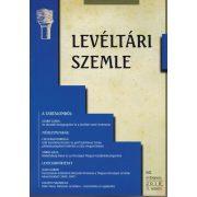 LEVÉLTÁRI SZEMLE 2010/3