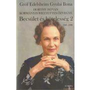 BECSÜLET ÉS KÖTELESSÉG 2. kötet