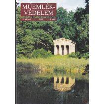 MŰEMLÉKVÉDELEM - XLVII. évf., 2003/3.