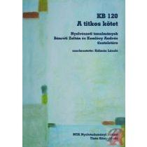 KB 120 - A TITKOS KÖTET